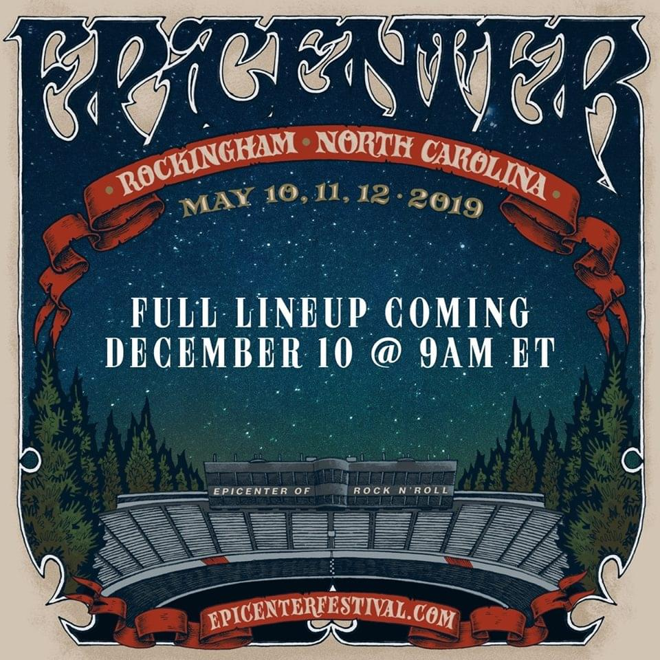 The Epicenter Festival Is Happening In Rockingham
