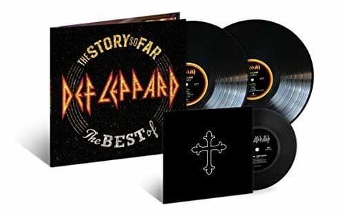 Grab Def Leppard on Vinyl!