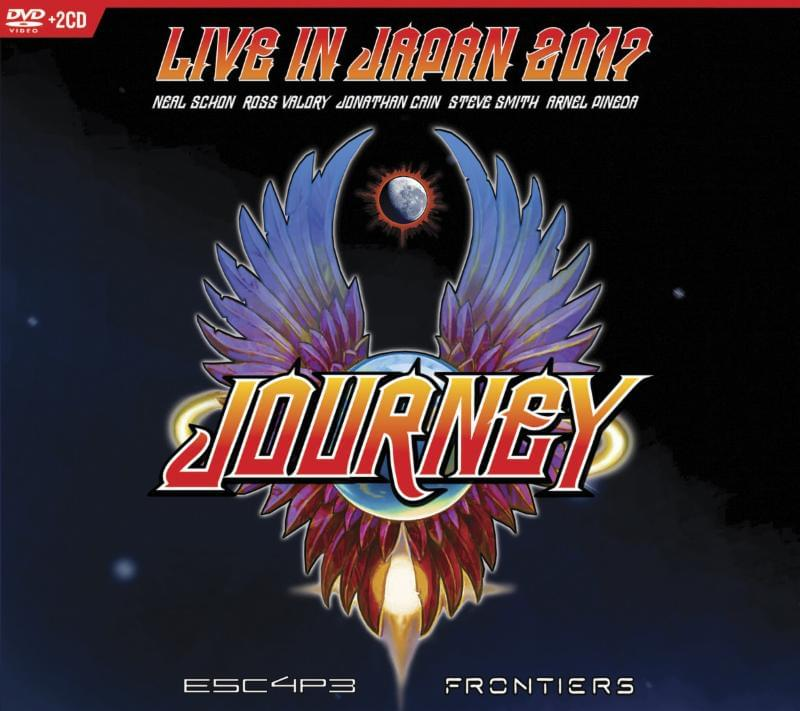 Win Journey on CD and DVD!