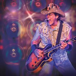 Ted Nugent @ White Oak Amphitheatre, Greensboro