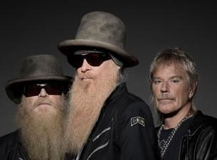 ZZ Top w/ Special Guest Cheap Trick @ Coastal Credit Union Music Park, Raleigh