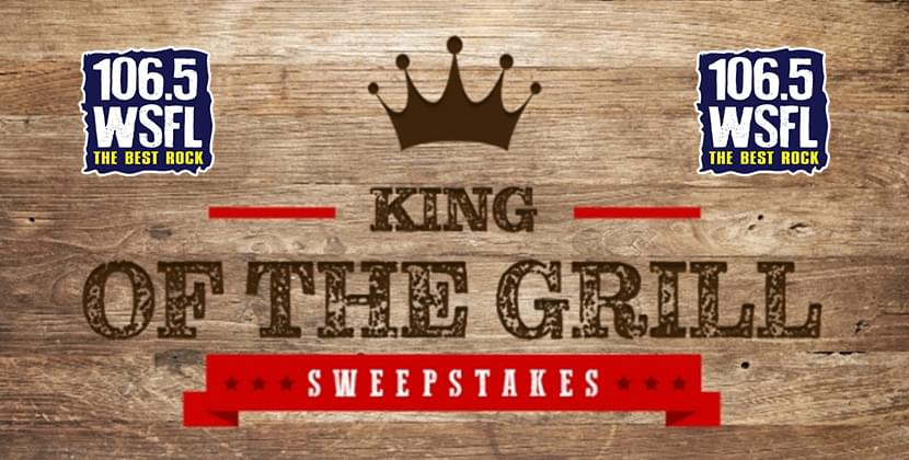King Of The Grill – Win $3,000 Cash!