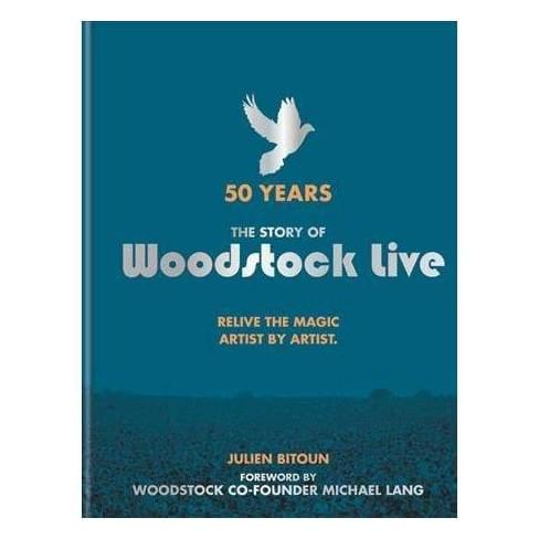 "Win ""The Story of Woodstock Live"""