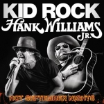 Kid Rock & Hank Williams Jr@ PNC Music Pavilion, Charlotte