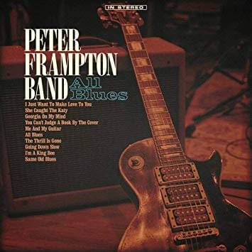 Peter Frampton – All Blues