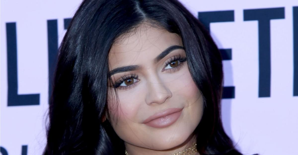 Kylie Jenner Cosmetic Instagram Filter