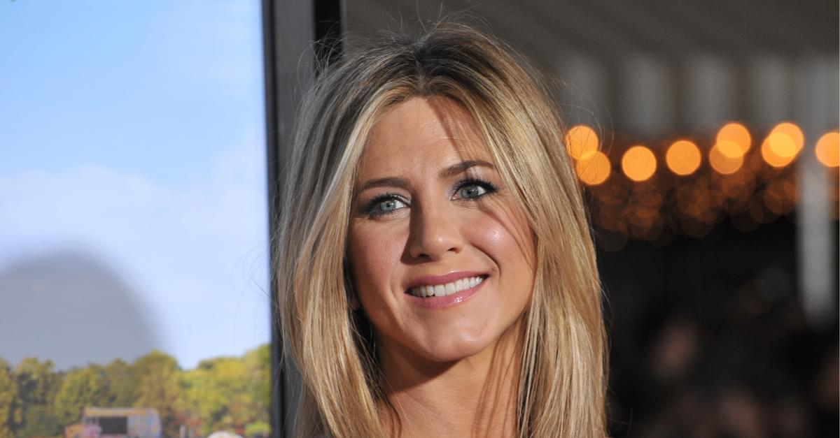 Jennifer Aniston Wishes for a Friends Reunion