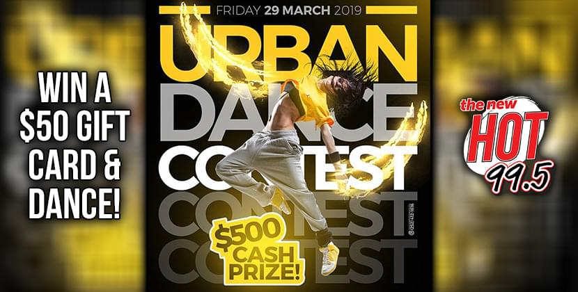 Register Here To Win A $50 Gift Card And Prepare To Dance!