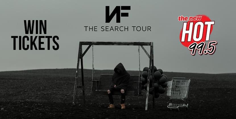 Win HOT Tickets To NF!