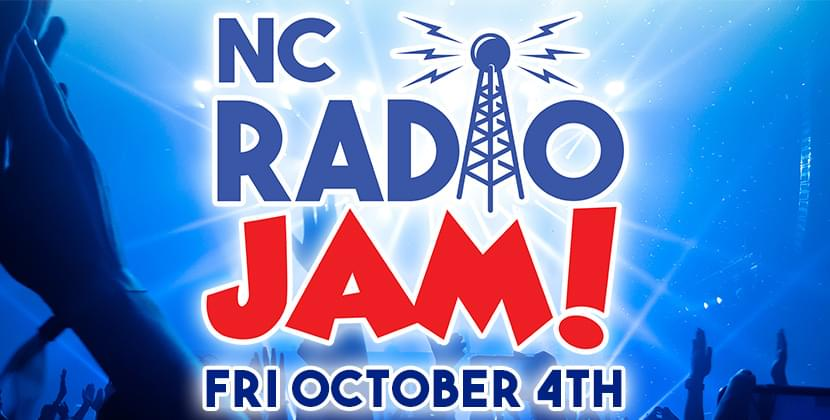 NC Radio Jam October 4th
