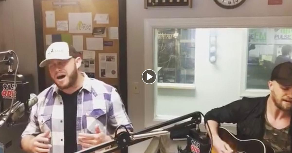 Watch: Jon Langston In Studio