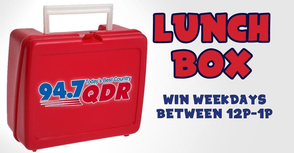 QDR Lunch Box: The Naked Magicians
