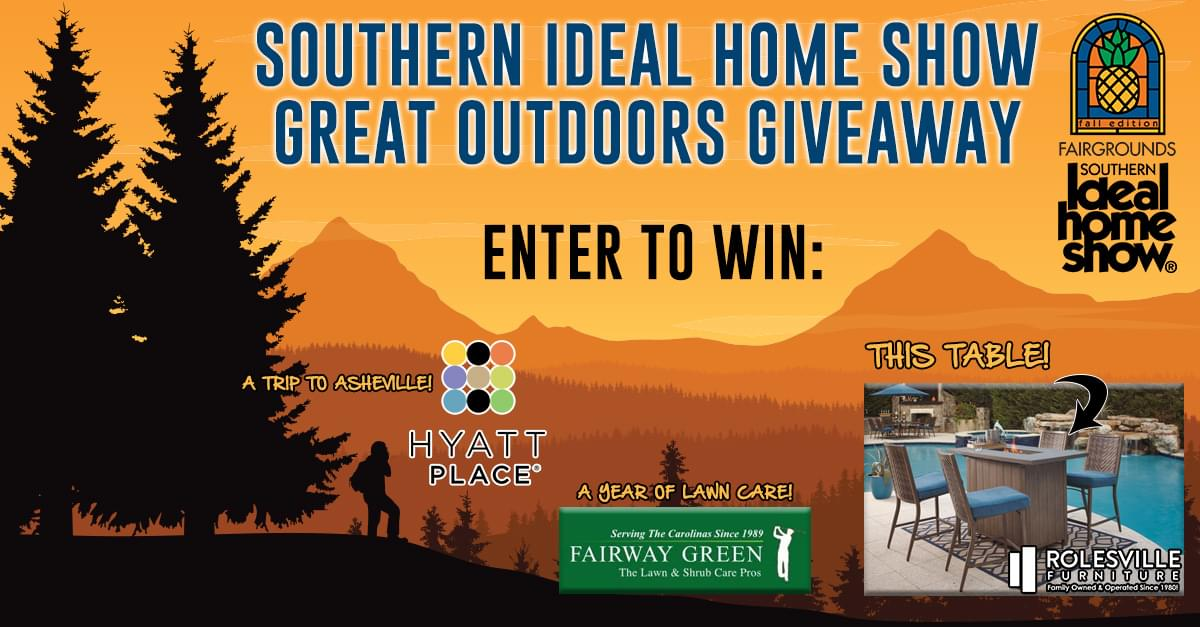 Enter to Win: Southern Ideal Home Show Great Outdoors Prize Pack