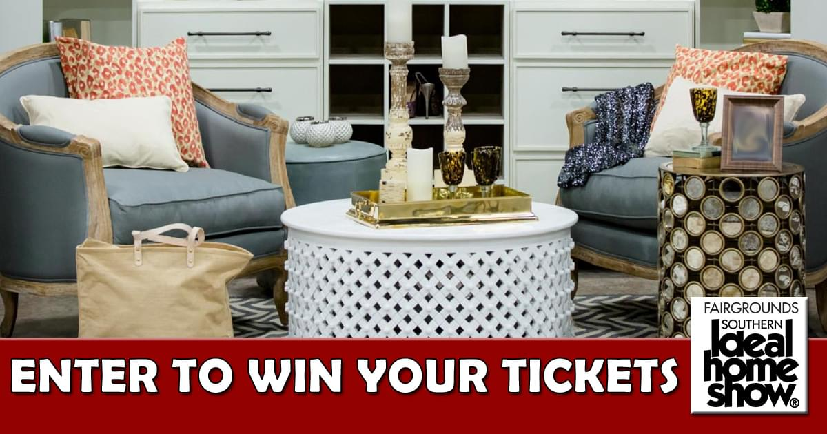 Enter to Win: Southern Ideal Home Show Tickets