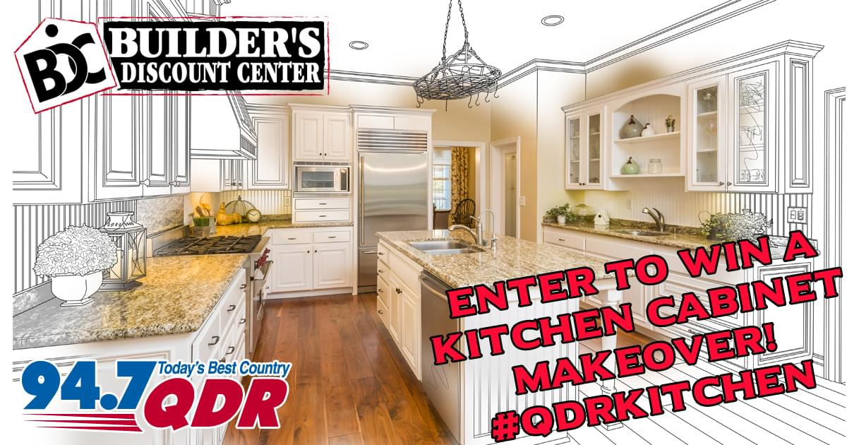 Enter to Win: A Kitchen Makeover from Builder's Discount Center