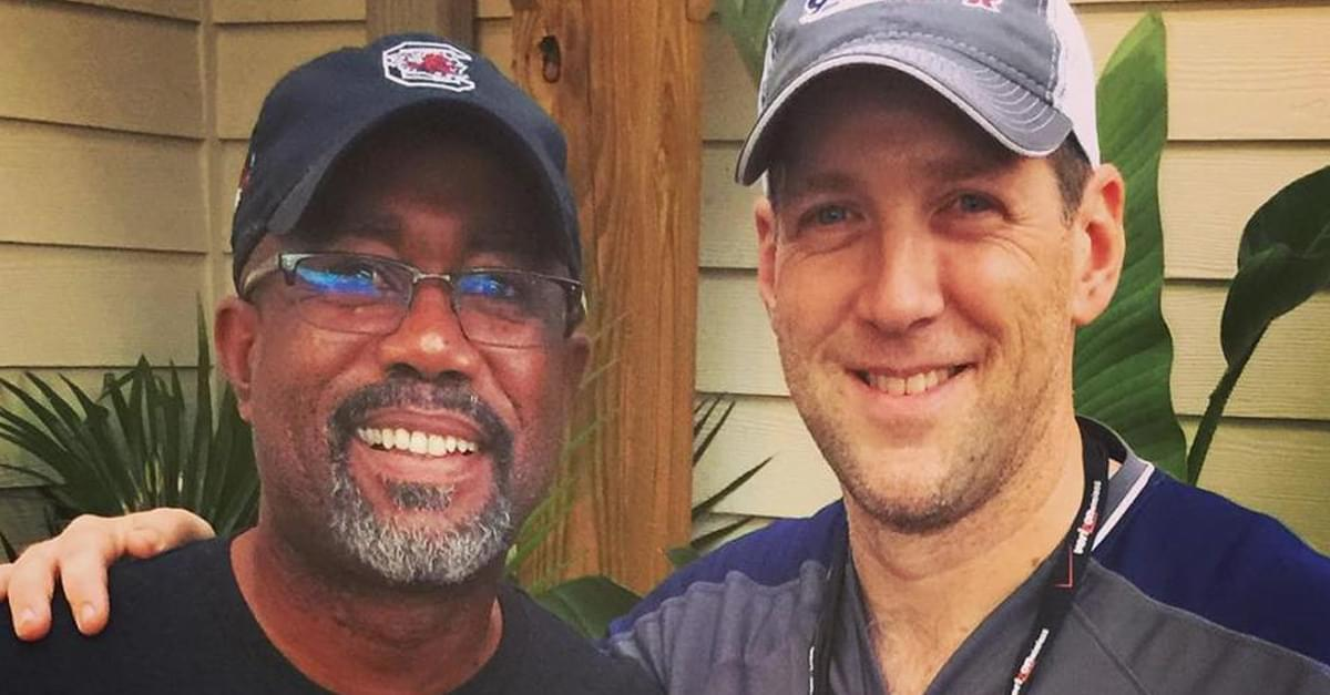 Mad Dawg Q-Cast with Darius Rucker