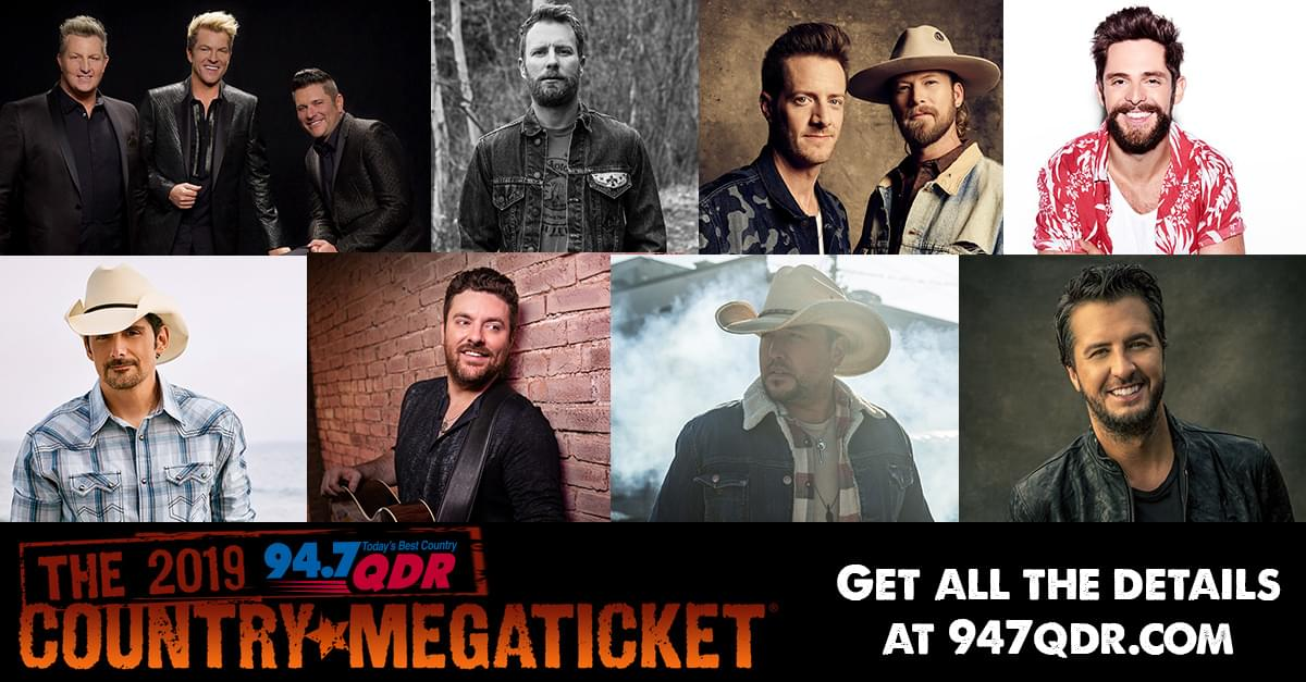Interview: Live Nation's Brian O'Connell on the QDR Country Megaticket