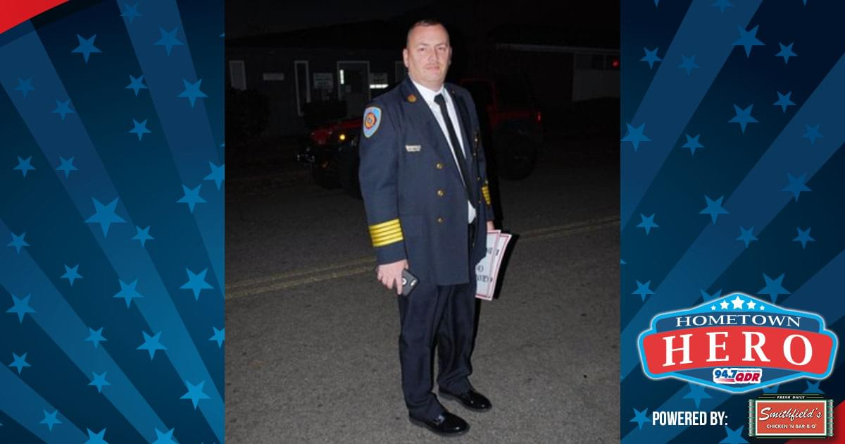 Hometown Hero March 20th: David Cottrell