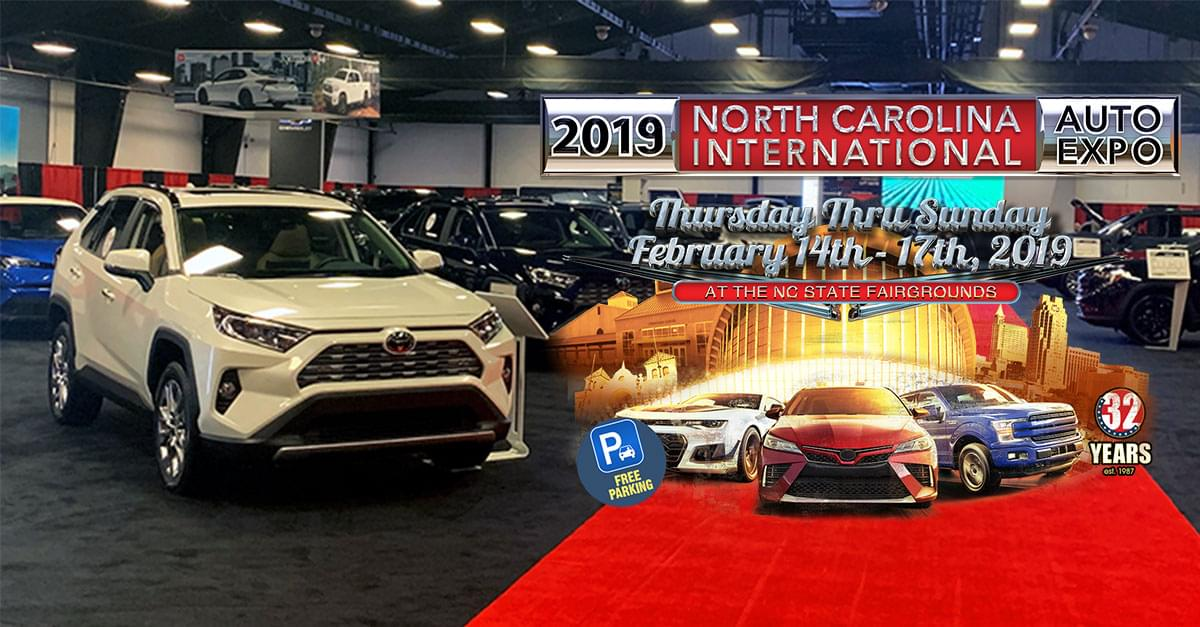 Raleigh Car Show >> Pics 2019 Nc International Auto Expo 94 7 Qdr