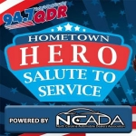 "QDR's Hometown Heroes ""Salute To Service"" presented by The North Carolina Auto Dealers Association"