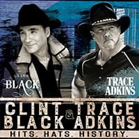 Prize Zone: Clint Black and Trace Adkins