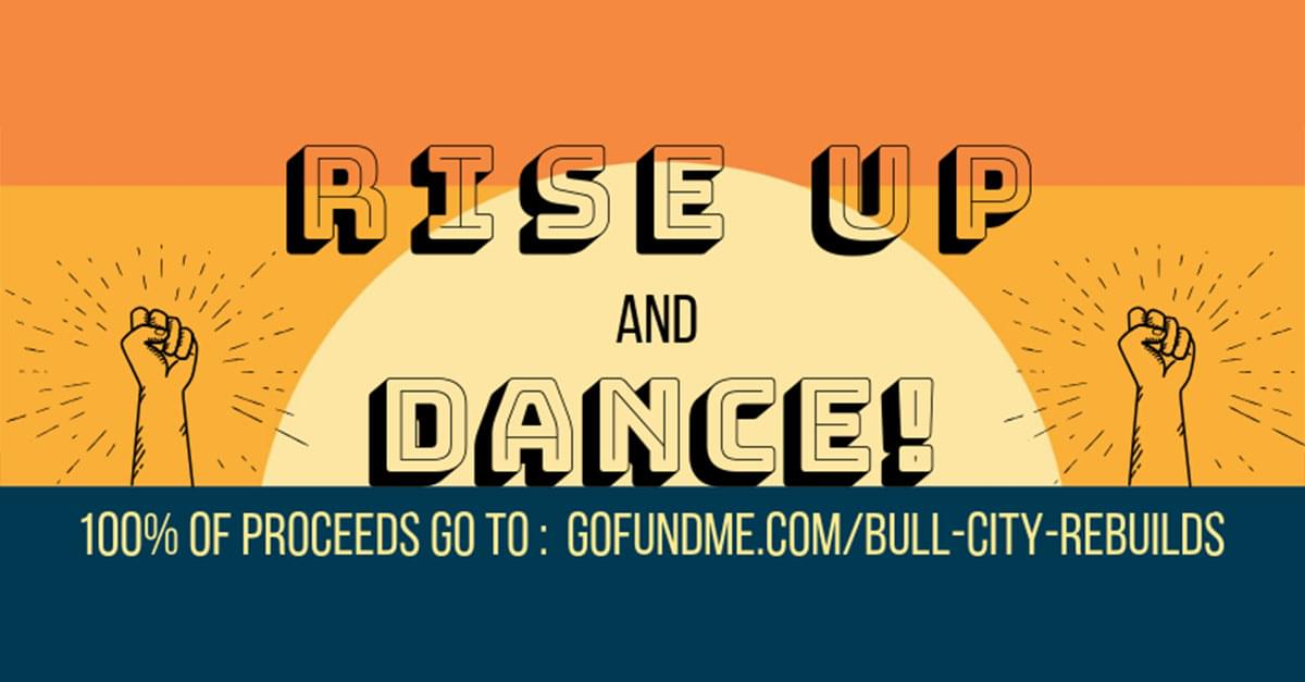 Join 'Rise Up and Dance' to Benefit Durham Gas Explosion