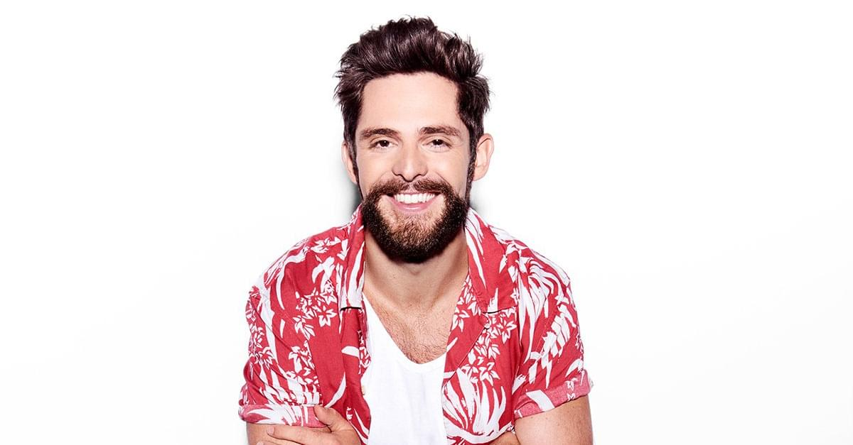 Interview: Thomas Rhett