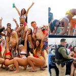 Spring Break Resort With The 'Littest Beach Anywhere' Is Calling In Cartel-Fighting Police To Keep College Kids In Line