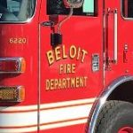 Crash Crashes Into Beloit House, Starting Fire Which Burns It To The Ground