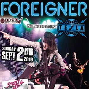 Foreigner With Tesla