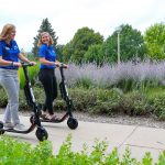 Electric scooters coming to UNK next week