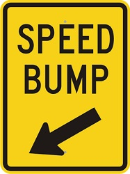 Speed-Bump-Down-Arrow-Sign-K-8786-1