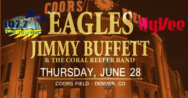 Eagles And Jimmy Buffett Tickets