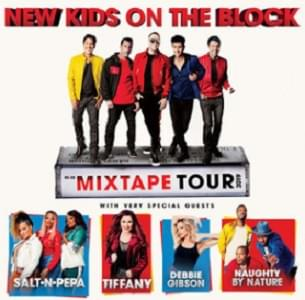 New Kids On The Block: MixTape Tour 2019