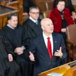 Governor Ricketts testifies to increase property tax credit relief fund