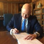 Governor Ricketts Signs Bill Merging Agencies to Create New Department of Environment & Energy
