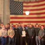 "Governor Ricketts Proclaims ""Lineworkers Appreciation Day"" in Nebraska"