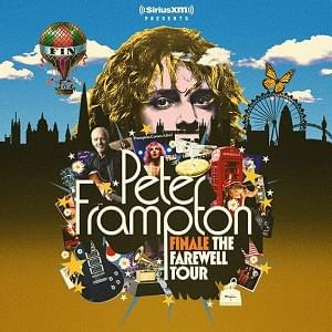 Peter Frampton FINALE – The Farewell Tour