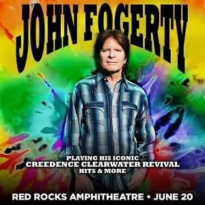 John Fogerty: My 50 Year Trip Tour