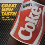 New Coke is back!?!?!?