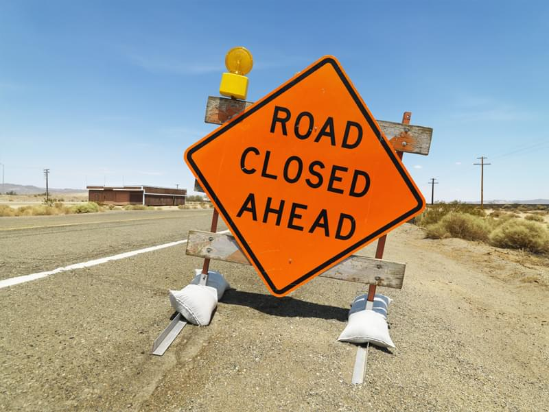 Road Closure: Avenue M from 11th Street to Archway 1st Street