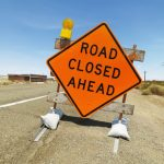 Closure of 11th Avenue at 42nd Street (Century Road)