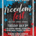 United Way Presents first annual freedom fest