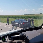 Woman Apprehended After Stealing Unmarked State Patrol Vehicle