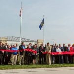 State Leaders cut Ribbon for New Central Nebraska Veteran's Home in Kearney
