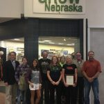 Smith Presents Award to GROW Nebraska of Kearney