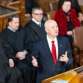 Governor Ricketts' State of the State Address prioritizing property taxes