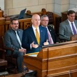 Ricketts unveils property tax package, prison funding plan