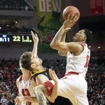 Led by Palmer, Huskers Keep Their Season Alive with Win Over Rutgers