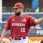 Senior Southpaw Nate Fisher Shuts Down Michigan in Nebraska's 7-0 Win Over the Wolverines